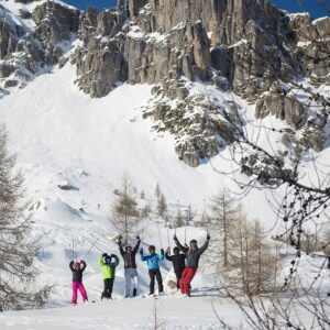 Ski alpin Réallon